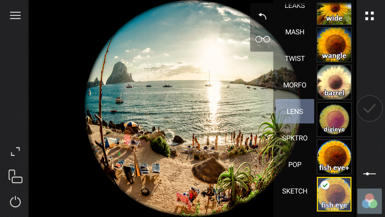 Cameringo+ Filters Camera- screenshot