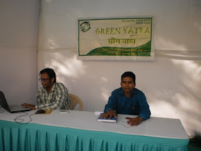 Photo: Feel free to share and download the Green Yatra picture. Our main objective has always been to leave the world better than we found it. You can also help us in our FREE services such as Go GREEN Kids, Plant a Tree- Plant a new life, Rehabilitation center, Medical camps, Go GREEN Ganesha presentations, workshops, Events in schools, colleges and residential societies, Medical camps, collecting daily usable things under the project Zaroorat – A Need. For more information visit www.greenyatra.org