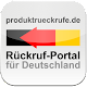 Rückruf-Portal Download for PC Windows 10/8/7