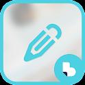 스터디 헬퍼 감성 공부 버즈런처 테마(홈팩) icon