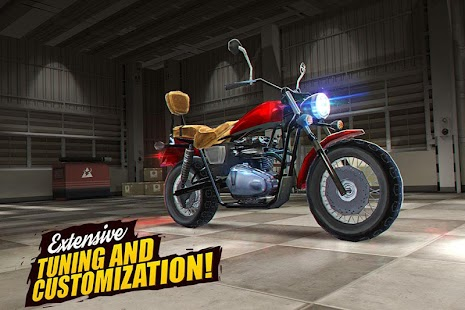 Top Bike: Racing & Moto Drag- screenshot thumbnail