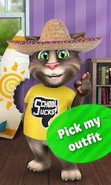 Talking Tom Cat 2 Screenshot 3