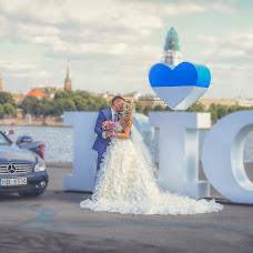 Wedding photographer Sergey Urbanovich (urbanfoto-lv). Photo of 30.10.2015
