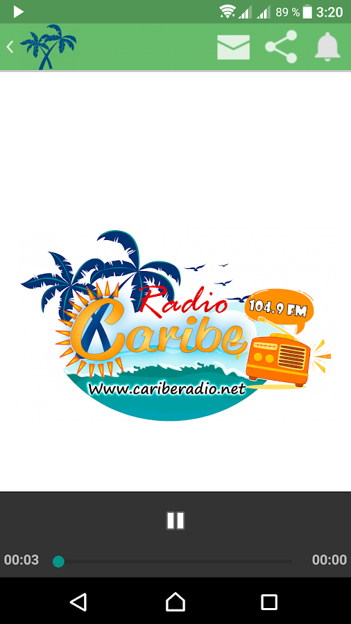 Radio Caribe 104.9- screenshot