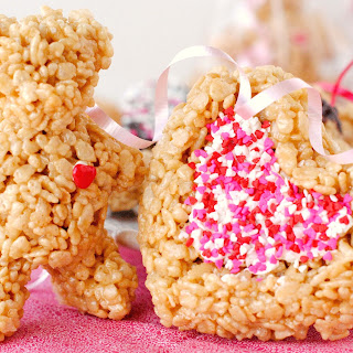 Caramel Crispy Rice Treats