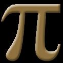 Pi (3.14159...) icon