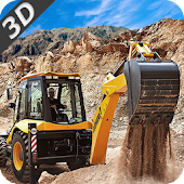 Dump & Loader Truck Free Android APK Download Free By Level9 Studios
