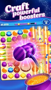 Crafty Candy – Match 3 Adventure 1.82.1 Apk Mod (Unlimited Coins) Download Latest Version 2
