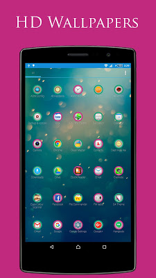 Theme for LG G4 - screenshot