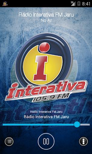 Rádio Interativa FM Jaru