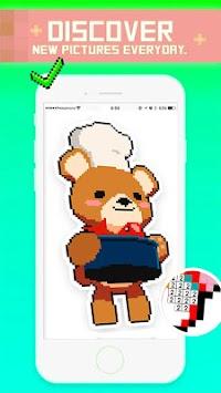 Coloring By Pixels Color book  Draw art sandbox HD