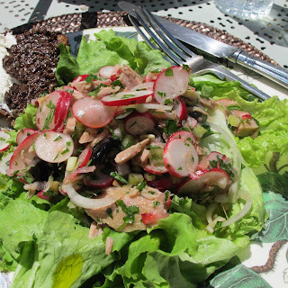Tuna Spring Onions Recipes.