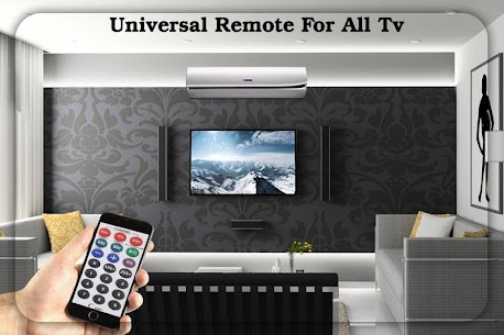Remote for All TV: Universal Remote Control 2