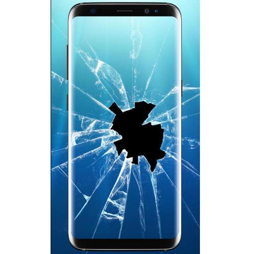Download 3d Broken Screen Wallpaper Google Play Softwares