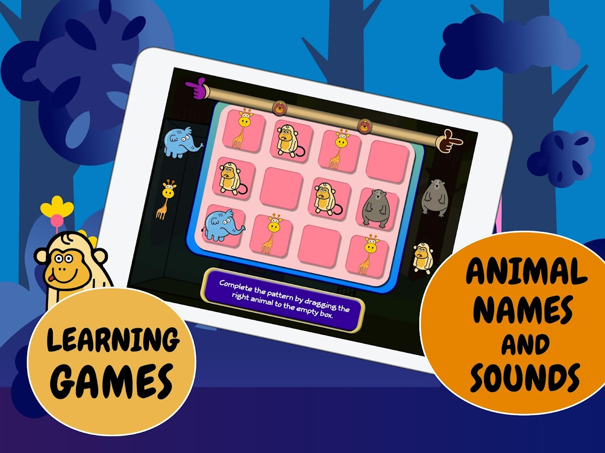 Animalia: Learn about Animals for Kids- screenshot