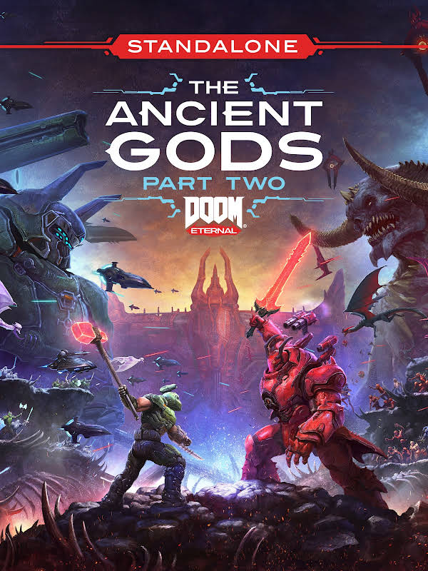 Obrázok na obale hry DOOM Eternal: The Ancient Gods - Part Two (Standalone)