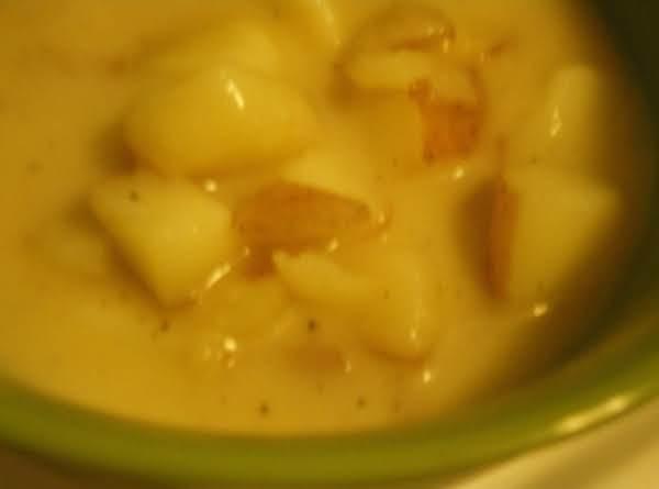 Aunt Hettie's Potatoes And Onions