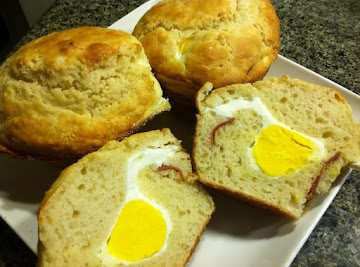Breakfast On The Go Muffins Recipe