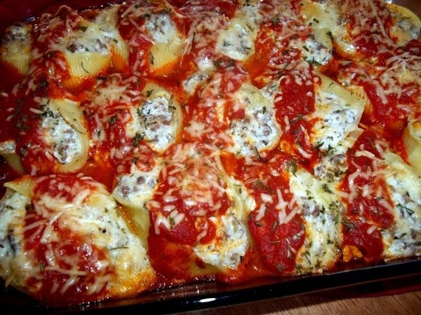 Cover  with foil and bake for 30 minutes. Remove foil and bake another...