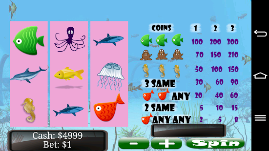 Slot Machine Free- screenshot thumbnail