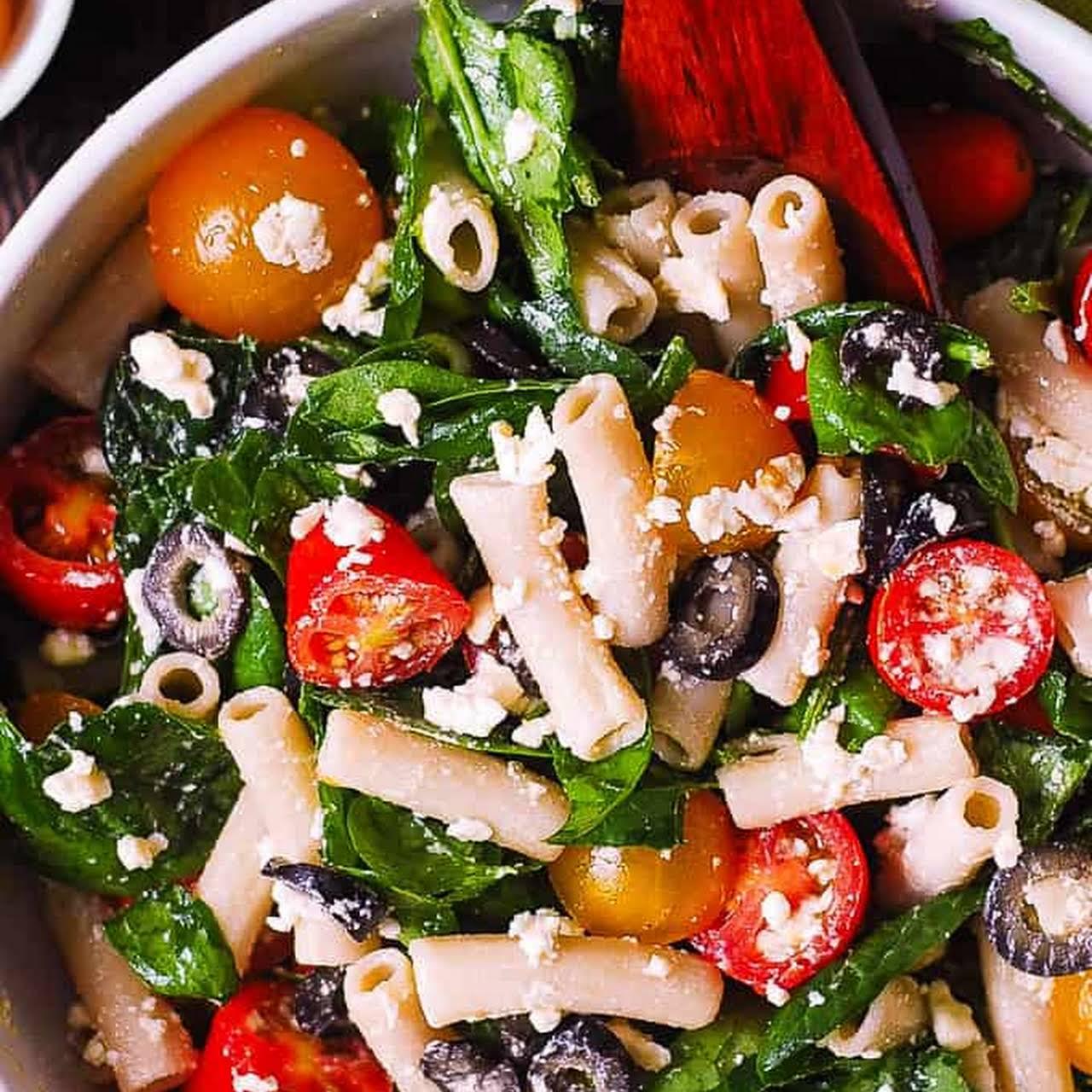 Pasta Salad Recipe Feta