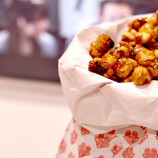 Homemade Flavored Popcorn Maple Harvest Popcorn Recipe