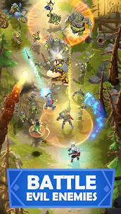 Darkfire Heroes Mod Apk 1.24.0 (Menu Mod) 1