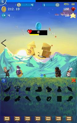 Coin Block Hero - screenshot