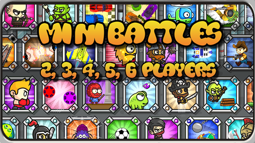 MiniBattles - 2 3 4 5 6 Player Games 1.0.10 screenshots 9