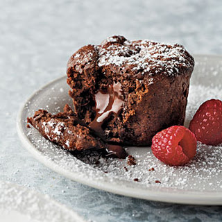 Chocolate Java Lava Cakes