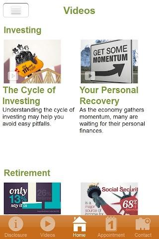 android Valley Oak Wealth Management Screenshot 2