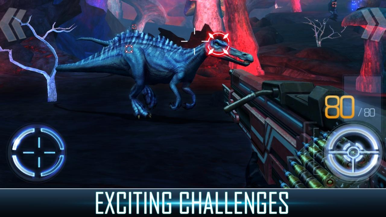 DINO HUNTER: DEADLY SHORES screenshot #4