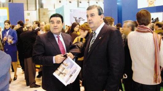 Galán adquirió pisos en Madrid, Santander y El Ejido