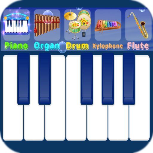 Blue Piano file APK for Gaming PC/PS3/PS4 Smart TV