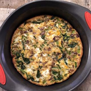 Baked Vegetable Frittata