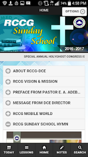 RCCG SUNDAY SCHOOL 2016-2017- screenshot thumbnail