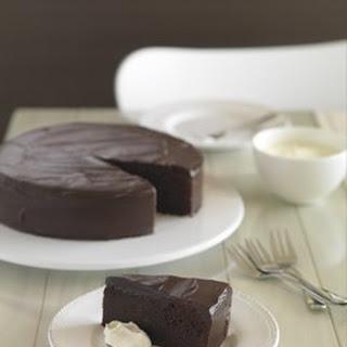 Chocolate Mud Cake Large Recipes