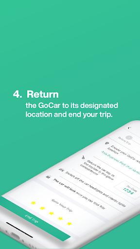 GoCar Malaysia: Experience Car Sharing 1.9.10 Screenshots 7