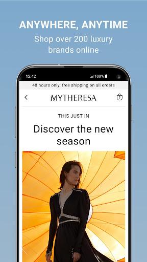 Mytheresa – Luxury Fashion screenshot 2