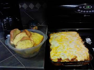Sister's Lasagna Pasta