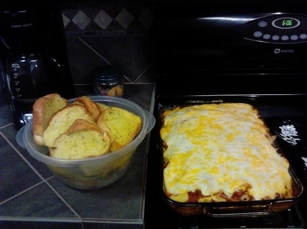 Sister's Lasagna Pasta Recipe