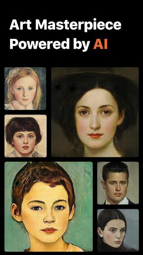 PortraitAI screenshot 2
