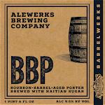 Alewerks Bourbon Barrel Porter