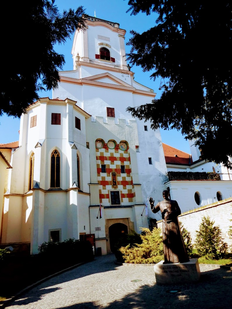 Győr - Püspökvár