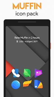 MUFFIN Icon Pack Screenshot