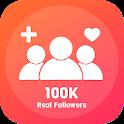 Followers & Like for Instagram : boostfo🔥 icon