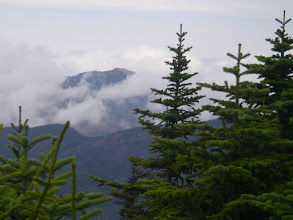 Photo: The rocky summit of Chocorua.
