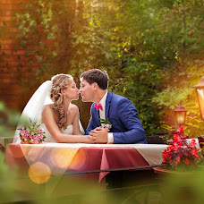 Wedding photographer Anna Mironova (TalkingCat). Photo of 30.10.2015