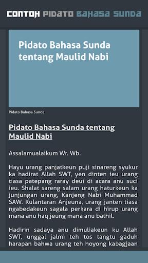 Naskah Pidato Bahasa Sunda : naskah, pidato, bahasa, sunda, ✓[2021], Contoh, Pidato, Bahasa, Sunda, Android, Download, [Latest]