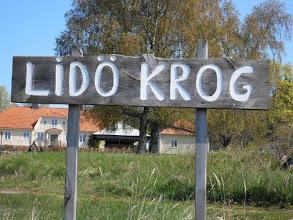 Photo: Ön ligger norr om Stockholm